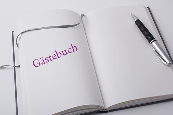 Gästebuch Smaragd Verlag
